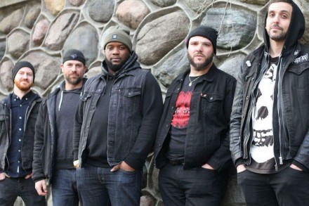 Welcome Toronto Metal Band HARANGUE!