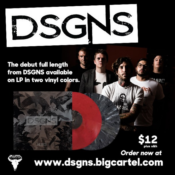 Order the new DSGNS album on LP!