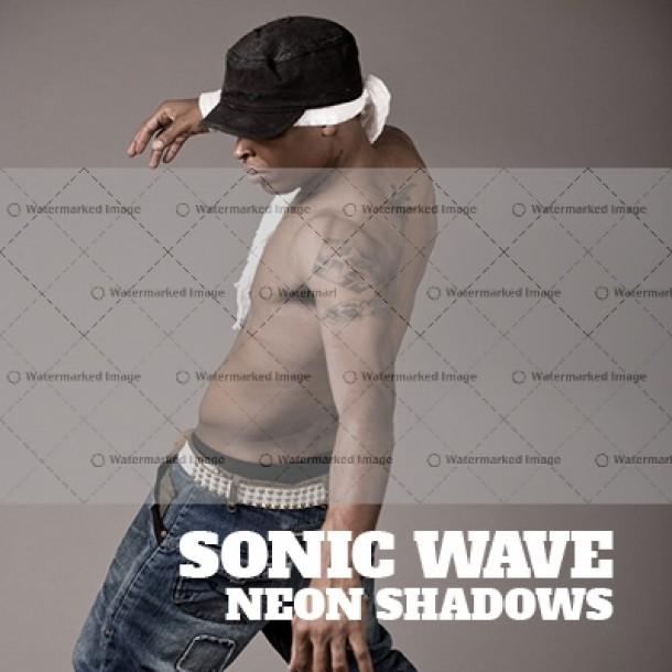 Sonic Wave – Neon Shadows